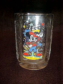 Mickey Mouse Walt Disney World. millenium  glass