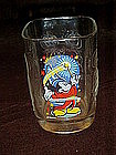 Mickey mouse Millenium  drinking glass, McDonalds