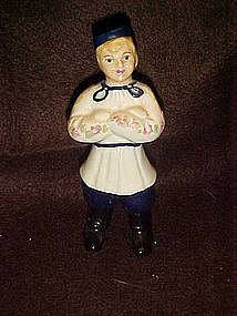 Ceramic Arts Studios Polish boy figurine