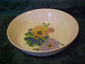 Noritake Hawaiian Holidays  serving bowl, Hula pattern