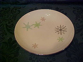 Harmony House China, snowflake coupe soup bowl