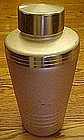 Vintage Mirro aluminum cocktail shaker