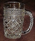 Anchor Hocking Wexford handled mug.