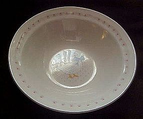 Aunt Rhody blue goose rimmed cereal bowls, Brick Oven