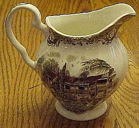 Johnson Brothers, Heritage Hall creamer