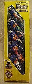 Camel Hard Pack  lighter set, boxed mint, Joe Camel