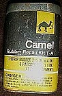 vintage Camel rubber repair kit 1-A,