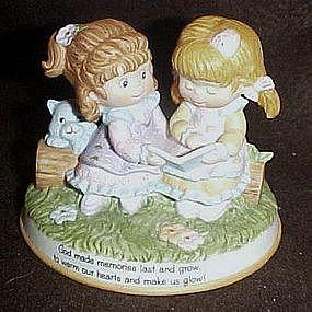 Special Blessings figurine,  Memories so dear