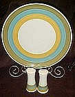 Kasuga Riviera Rainbow, chop plate/platter or shakers