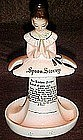 Enesco Prayer lady spoon Storage, kitchen prayer