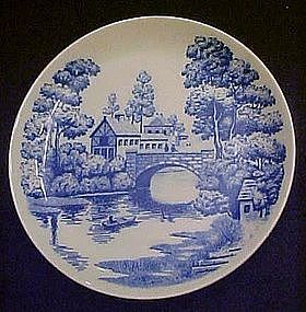 "Nasco Lakeview 6"" bread and butter plate"
