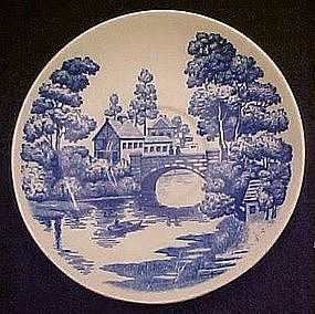 "Nasco Lakeview 6"" saucer"