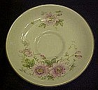 Royal Doulton Passion flower saucer, replacement