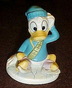 The Disney Collection, 1987 Donald Duck and skates
