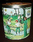 Eco Action Girl Scout's tin, second in a series 2005