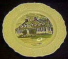 Historical Williamsburg, Raleigh Tavern plate