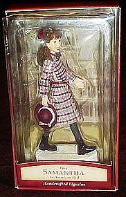 1904 Samantha, An American girl. Hallmark figurine