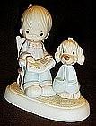 Precious Moments The perfect grandpa figurine E-7160