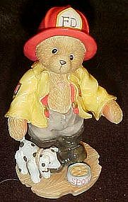 Enesco Cherished teddies, Kurtis D. Claw,  members only