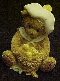 Enesco Cherished Teddies figure Loren, Our friendship..