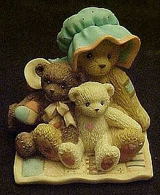 Enesco Cherished Teddies It's moments like these.......