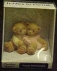 Cherished Teddies,  to cherish, Happy anniversary