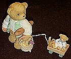 Cherished Teddies Mick, 2003 Members only figurine