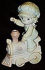 Enesco Precious Moments, All aboard for Birthday.......