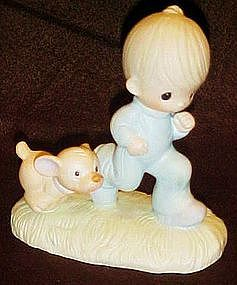 "Enesco precious Moments ""God's Speed"" E-3112"