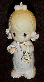 Enesco Precious Moments, There's a song in my heart