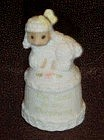 Enesco Precious Moments The Lord is my Shepherd thimble