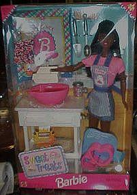Barbie Sweet treats  Edition,  African American MIB