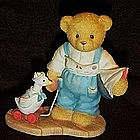 "Cherished Teddies Alex, ""Cherish the little things"""