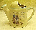 Holly Hobbie  children's watering can 1978
