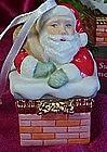 Hallmark keepsake ornament Santa's sweet surprise