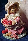Cherished Teddies, Hannah, Autumn brings a season......