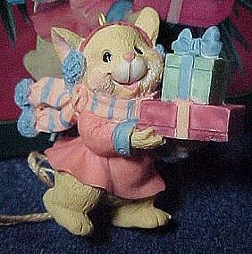 Carlton Cards mouse girl ornament, Hope you like it