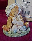 Cherished Teddies, Mellissa, Every buny needs a friend