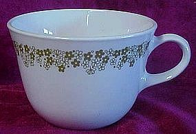 Corelle crazy daisy coffee / Spring blossom cup