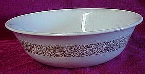 Corelle cereal bowl, woodland pattern by Corning
