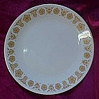 Corelle butterfly gold dinner plate, by Corning