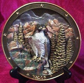 Spirit of Valor plate, Sovereigns of the sky series