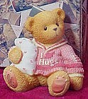 Cherished Teddies Abbey Press Exclusive, I love hugs