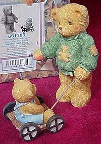 Cherished Teddies Russel and Ross figurine #661783