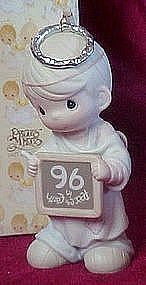 Enesco Precious Moments, Peace on Earth.. Anyway '96