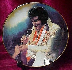 Loving You, Collector plate, Elvis Remembered series