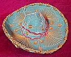 """Vintage Mexican souvenir velvet sombrero  6"""""""