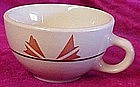 Wallace desert Ware coffee cup 1940's