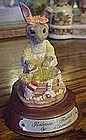 Little Nook Village Rebecca rabbit, # LN-01