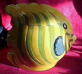 Tropical /clown fish,  cookie jar